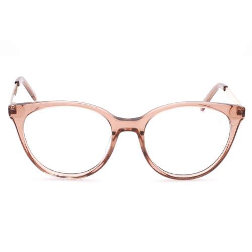 oticagriss armacao para oculos de grau griss 114 marrom transparente oculos 2019 8 24 007