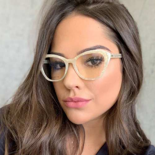 oticagriss armacao para oculos de grau griss 122 perolado 1