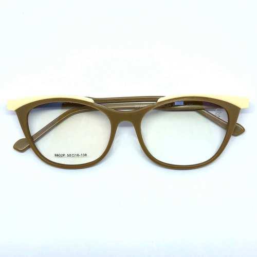 oticagriss armacao para oculos de grau griss 124 nude 2