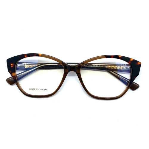 oticagriss armacao para oculos de grau griss 126 tartaruga com marrom