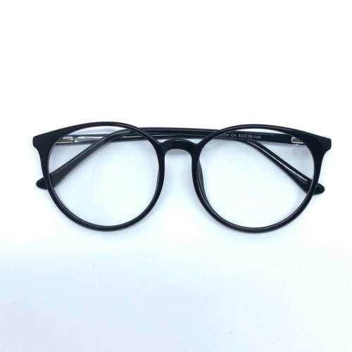 oticagriss armacao para oculos de grau griss 127 preto 1