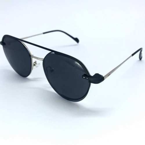 oticagriss armacao para oculos de grau griss 134 prata 4