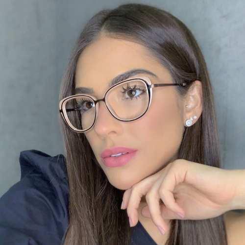 oticagriss oculos de grau gatinho nude 172 2