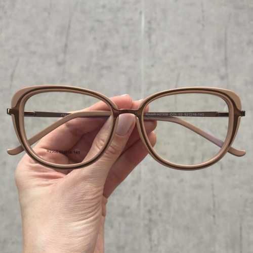 oticagriss oculos de grau gatinho nude 172