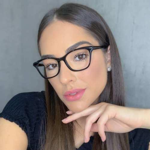 oticagriss oculos de grau gatinho preto 175 3