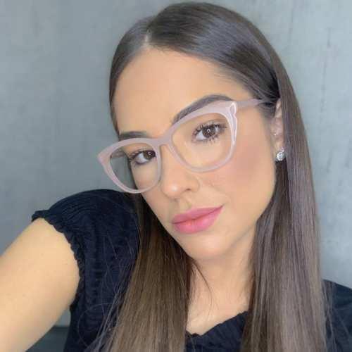 oticagriss oculos de grau gatinho rosa 176 1