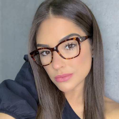 oticagriss oculos de grau quadrado tartaruga 178 3