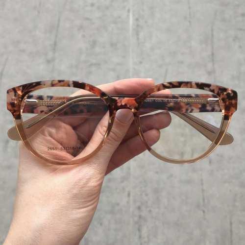 oticagriss oculos de grau redondo marrom com tartaruga 173 1