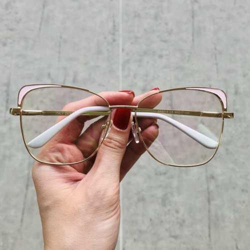 oticagriss oculos de grau gatinho rosa 179 3