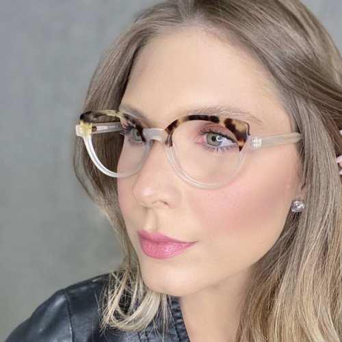oticagriss oculos de grau gatinho tartaruga 184
