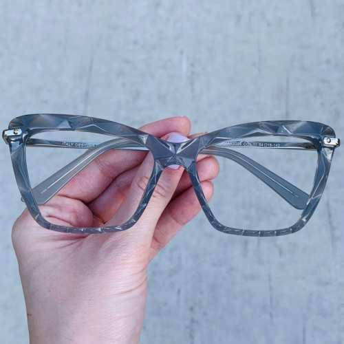 oticagriss oculos de grau gatinho cinza 191 1