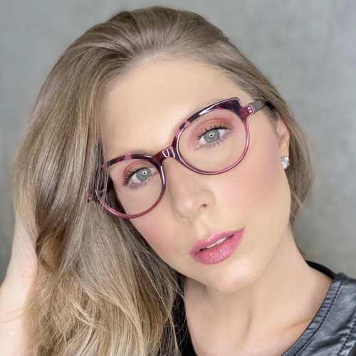 oticagriss oculos de grau gatinho rosa com tartaruga 184 3