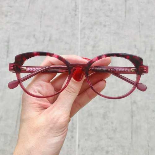 oticagriss oculos de grau gatinho rosa com tartaruga 184
