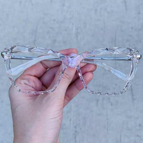 oticagriss oculos de grau gatinho transparente 191 1