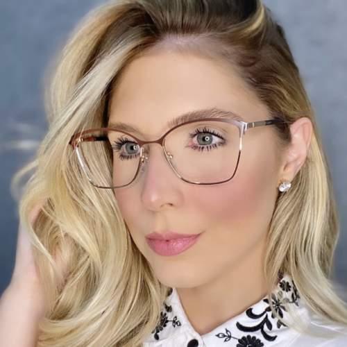 oticagriss oculos de grau quadrado marrom 202 1