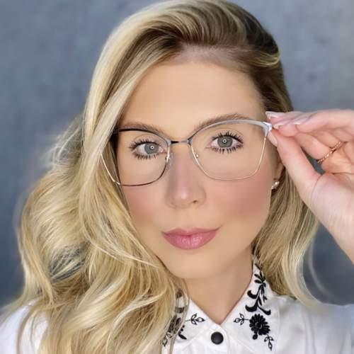 oticagriss oculos de grau quadrado preto 202 1